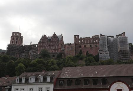 heidleburg-castle
