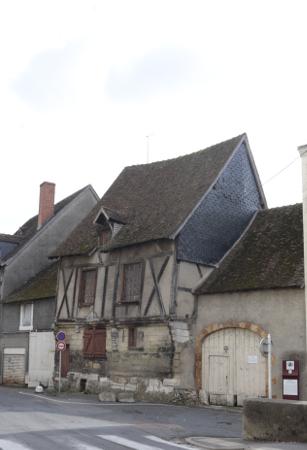 """Maison des Vicaires aka """"Maison Jeanne D'Arc"""""""