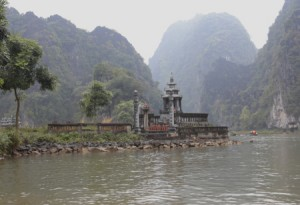 Karsts at Tam Coc